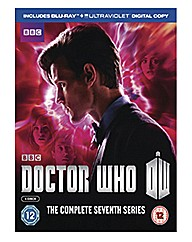 Doctor Who Series 7 TV Boxset Blu-Ray