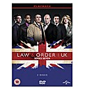 Law And Order UK - Series 7 TV Boxset
