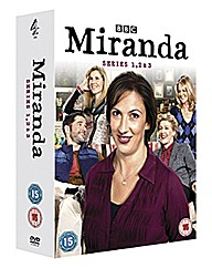 Miranda - Series 1-3 TV Boxset
