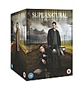 Supernatural Complete Series 1-8