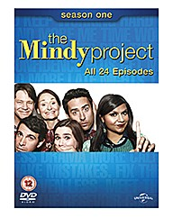 The Mindy Project Series 1 TV Boxset