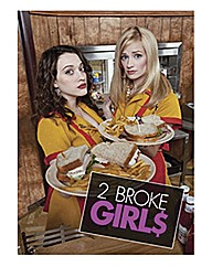 Two Broke Girls - Series 1-2 - Boxset