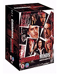 Criminal Minds 1-8 TV Boxset