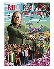 Bill Bailey Qualmpeddler DVD