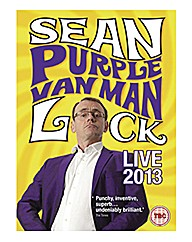 Sean Lock - Purple Van Man DVD