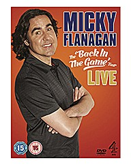 Micky Flanagan - Back In The Game: Live