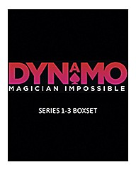 Dynamo: Magician Impossible Series1-3
