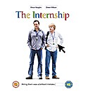 The Internship DVD