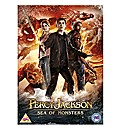 Percy Jackson - Sea of Monsters DVD