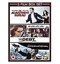 3 Film Boxset Including The Debt