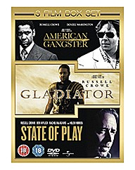 3 Film Box Set: Including Gladiator