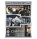 3 Film Box Set: Including 2012