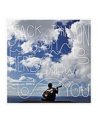 Jack - From Here To Now To You Music CD