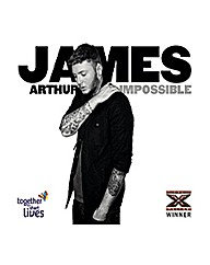 James Arthur - Impossible Music CD