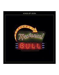 Kings of Leon - Mechanical Bull Music CD