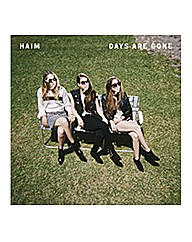 HAIM - Days Are Gone Music CD