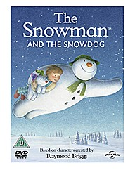 Snowman/The Snowman And The Snowdog DVD
