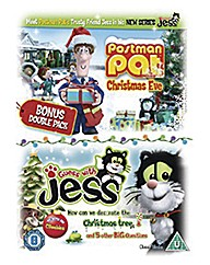Double: Jess Christmas Tree & PostmanPat