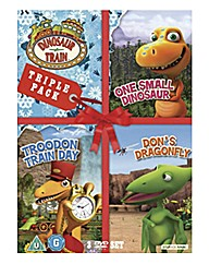 Dinosaur Train - Triple Boxset DVD