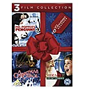 3 Christmas DVD Inc A Christmas Carol