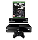Xbox One 500gb Std Edition + COD Ghosts