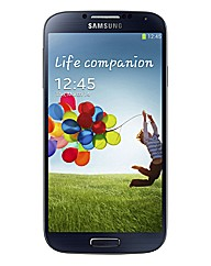 Samsung Galaxy S4 16GB - Black