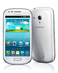 Samsung Galaxy S3 Mini Mobile White