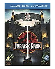 Jurassic Park - 3D (2013) BD Blu-ray