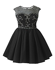 Chi Chi Embellished Prom Dress