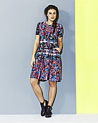 Simply Be Multi Floral Day Dress