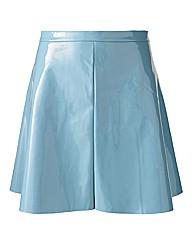 Alice And You Blue PVC Umbrella Skirt