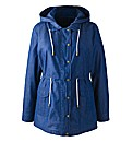 Alice And You Demin Parker Jacket