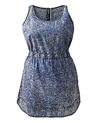 Alice And You Acid Wash Dress