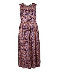 Koko Print Maxi Dress