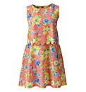 AX Paris 2 N 1 Neon Floral Dress