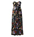 AX Paris Tropical Print Maxi Dress