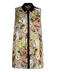 Koko Floral Printed Blouse