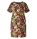 AX Paris Vintage Floral Tunic Dress