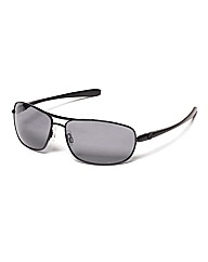 F-Polarised Aviator Sunglasses