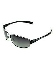 F-Polarised Metal Front Sunglasses
