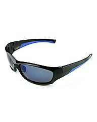 F-Polarised Wrap Sunglasses