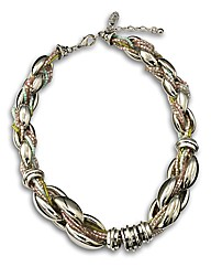 Malissa J Multi Intertwined Necklace
