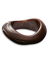 Malissa J Chunky Marble Bangle