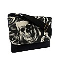 Spencer Ogg Skull & Rose Messenger Bag