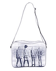 Religion Satchel With Suspects Print