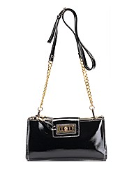 JS by Jane Shilton Ebony Crossbody Bag