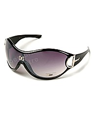 DG Designer Black Fashion Sunglasses