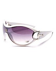 DG Designer White Fashion Sunglasses