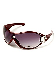 DG Designer Wine Fashion Sunglasses