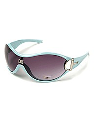 DG Designer Baby Blue Fashion Sunglasses